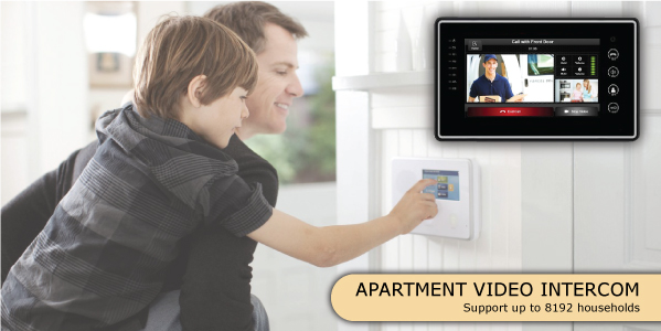 Apartment Video Intercom