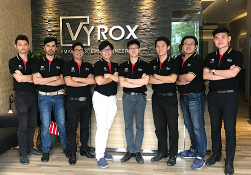 VYROX Technical Support Team 11