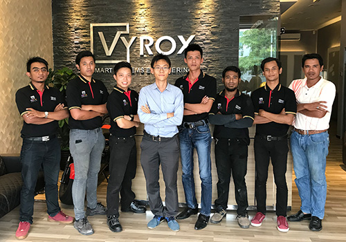 VYROX Technical Support Team 12