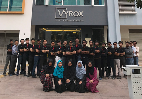 VYROX Technical Support Team 15