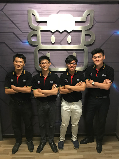 VYROX Technical Support Team 1