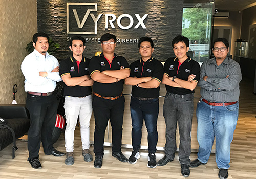 VYROX Technical Support Team 9