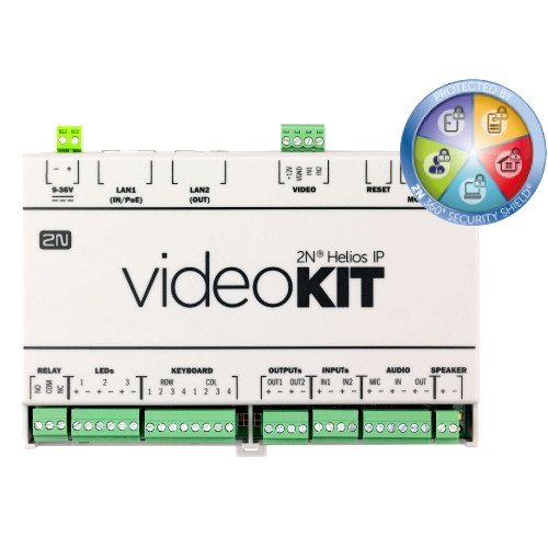 2N HELIOS IP VIDEO KIT