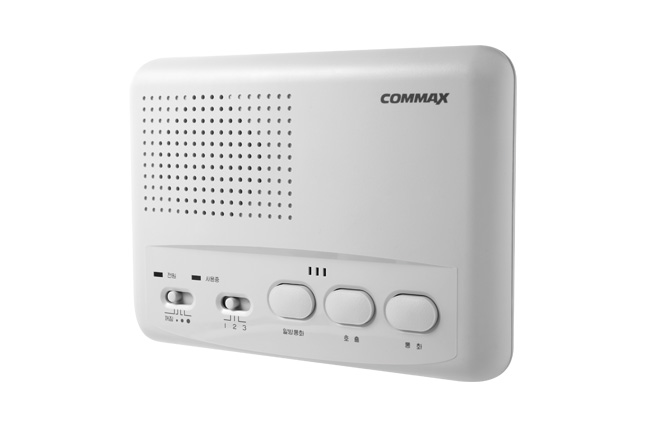 Audio Intercom - WIRELESS INTERCOM WI-3SN