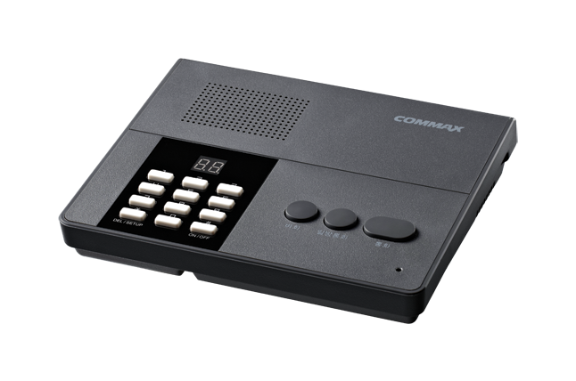 Audio Intercom - INTERCOM CM-810M