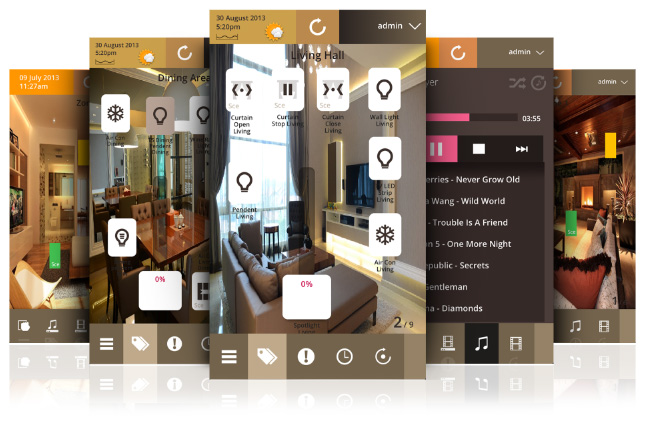 VYROX VHOME Smart Home App