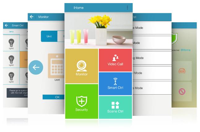 VYROX Video Intercom App