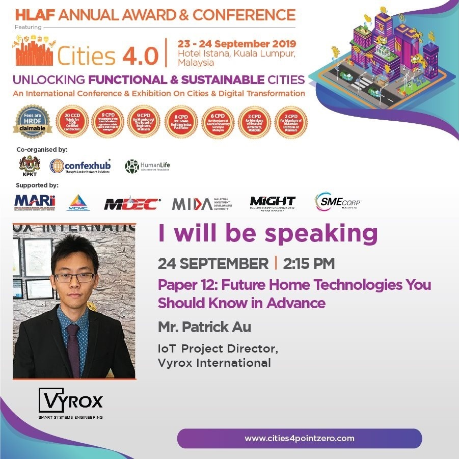 VYROX Internet-of-Things (IoT) Malaysia