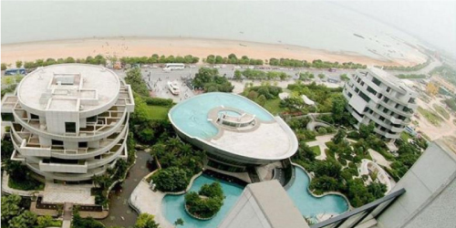Project reference: Beihai Guanling Resort