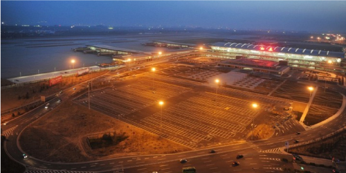 Project reference: Xi An Xian Yang International Airport