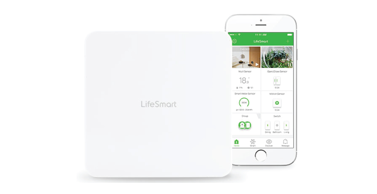 Smart Home LifeSmart devices 2