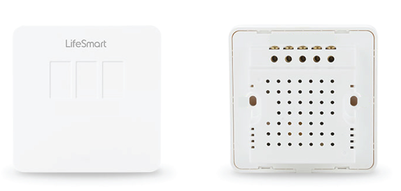 Smart home switches 1
