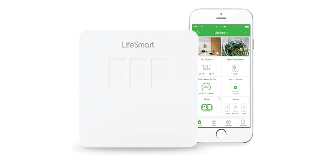 Smart home switches 2