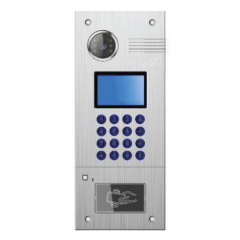 TCP/IP Video Intercom panel - V70IP-A3K
