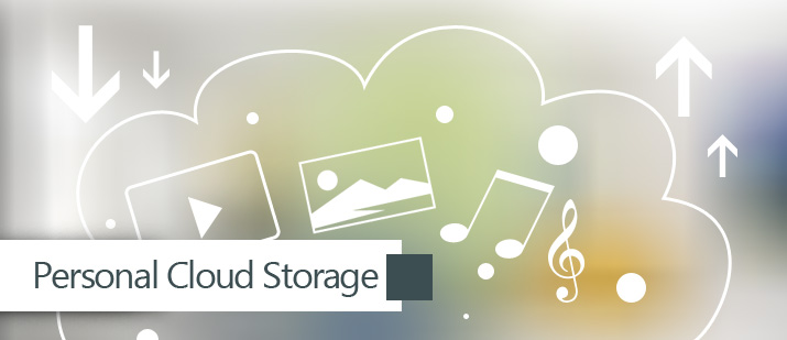 VHOME Smart Home cloud storage files sharing system