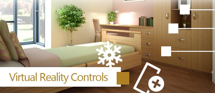 Virtual Reality Controls Smart Home Automation Video