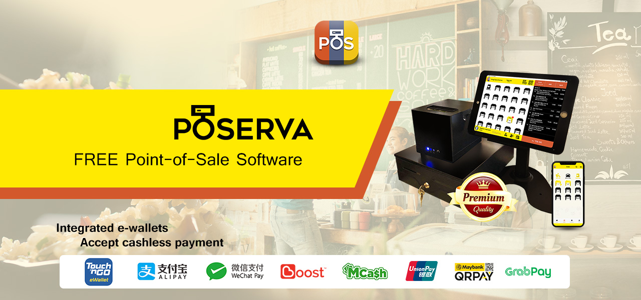 FREE point-of-sale software!