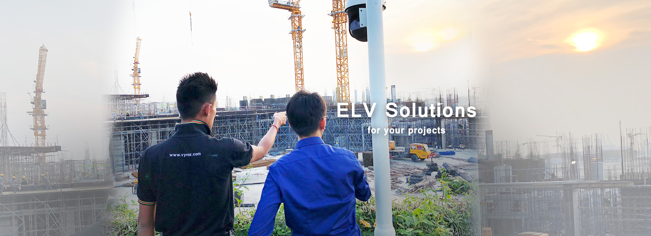 ELV Solution Expert for your projects