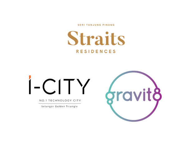 Straits Residences Seri Tanjung Pinang, i-City No.1 Technology City Selangor Golden Triangle, Gravit 8