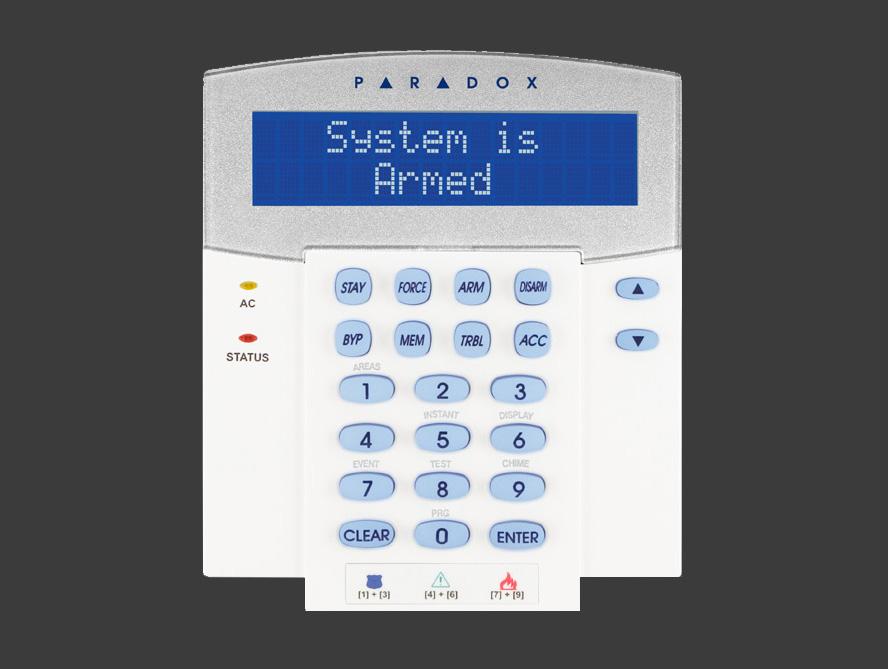 Paradox Alarm Amp Security System Vyrox Smart Home